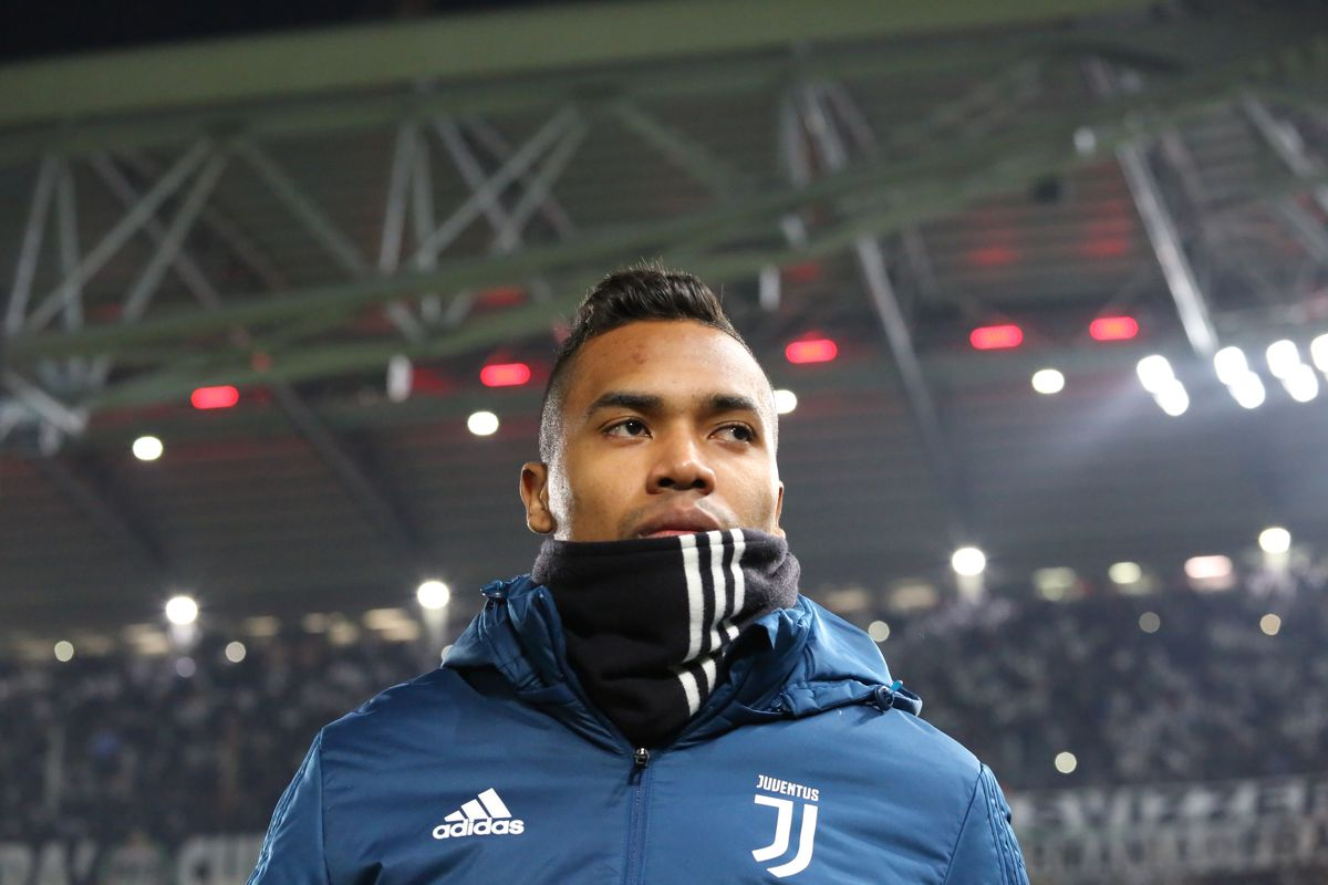 Juventus: 'Alex Sandro can leave if he wants'