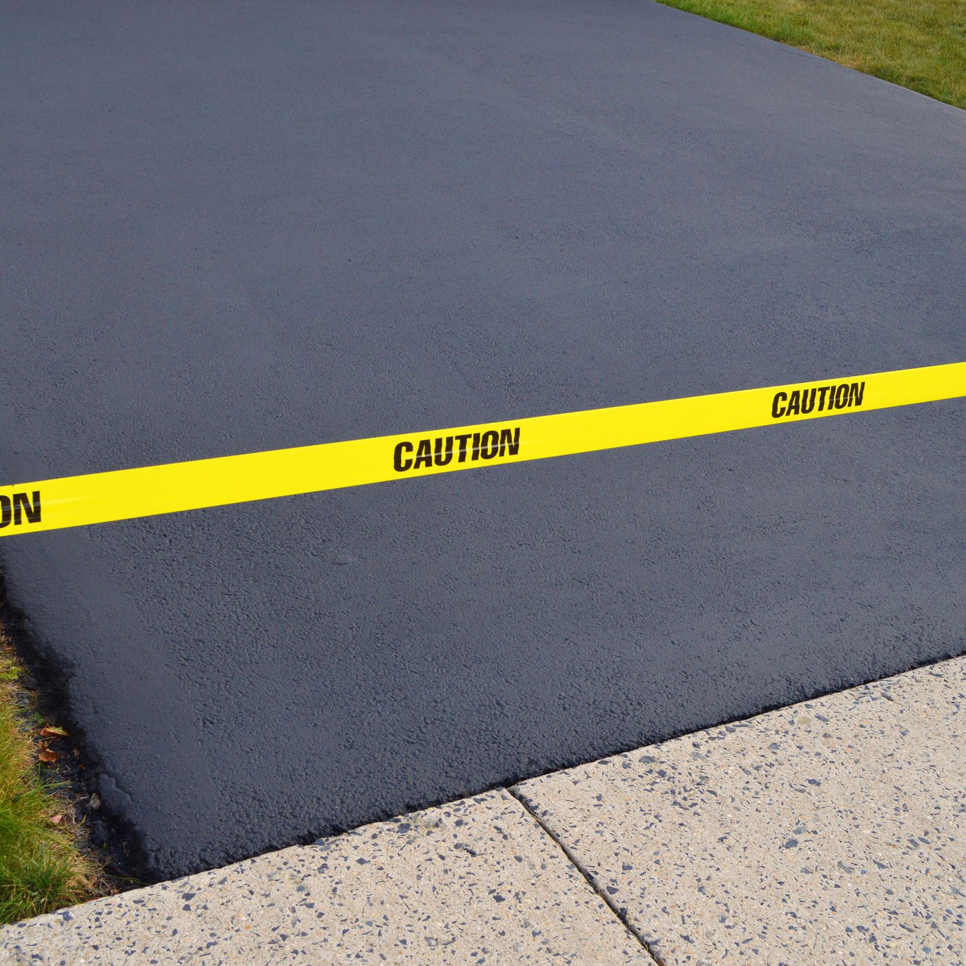 How to Seal a Driveway   This Old House