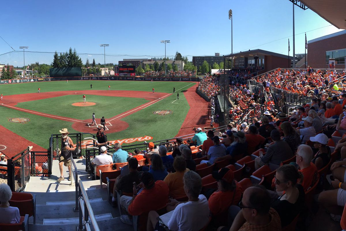 Holy Cross draws overall No. 1 Oregon State in NCAA baseball tourney
