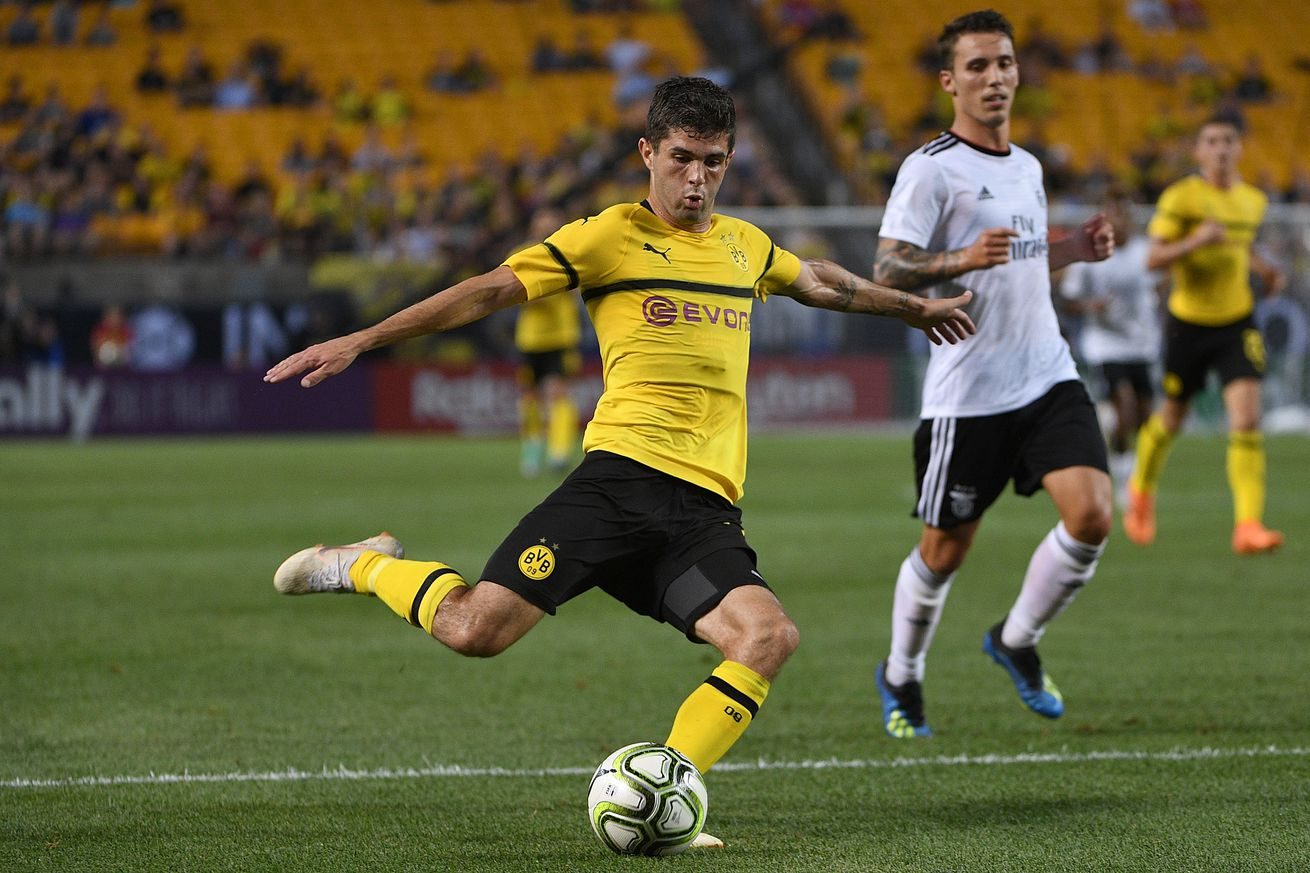 """The Daily Bee (September 18th, 2018): Will Pulisic be back in the starting eleven against Brugge"""""""