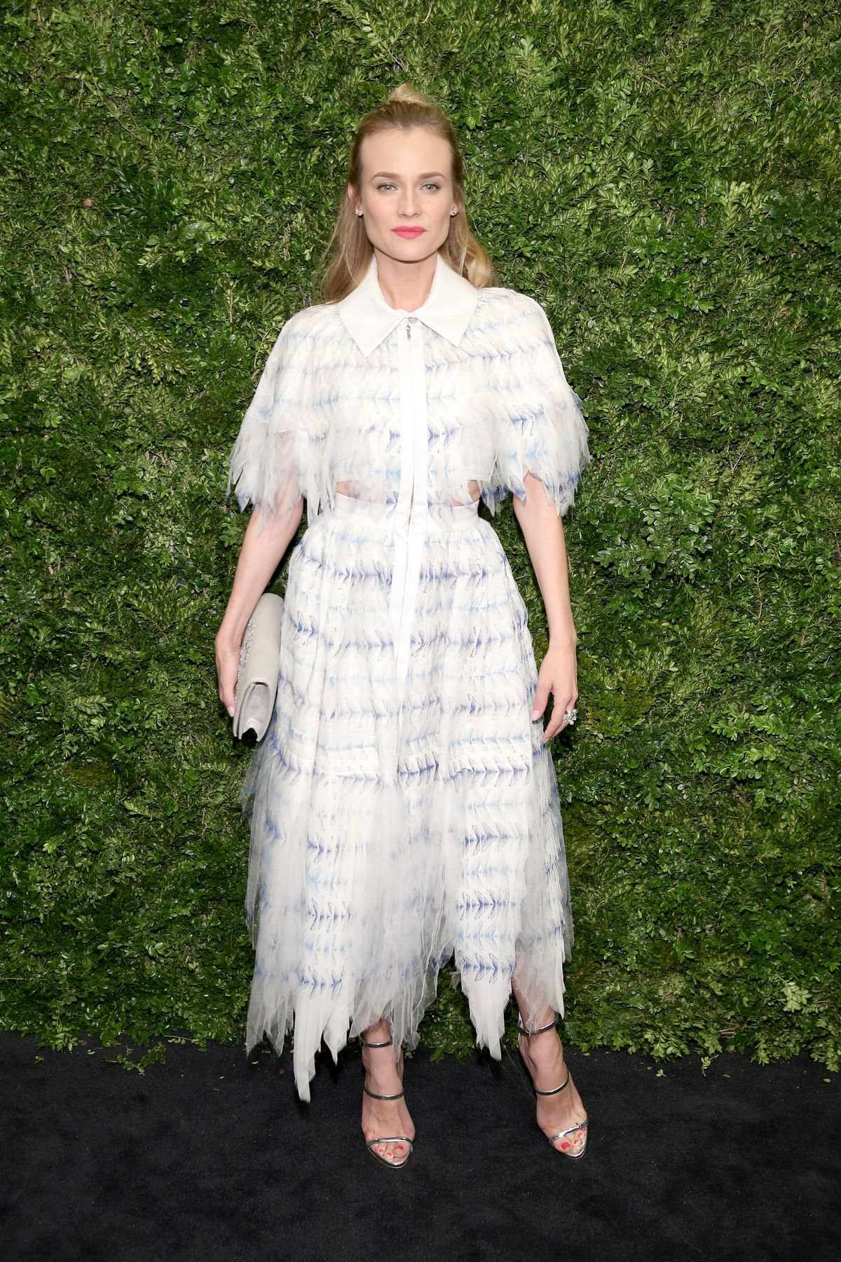 Diane Kruger at a Museum of Modern Art Film benefit in 2015.