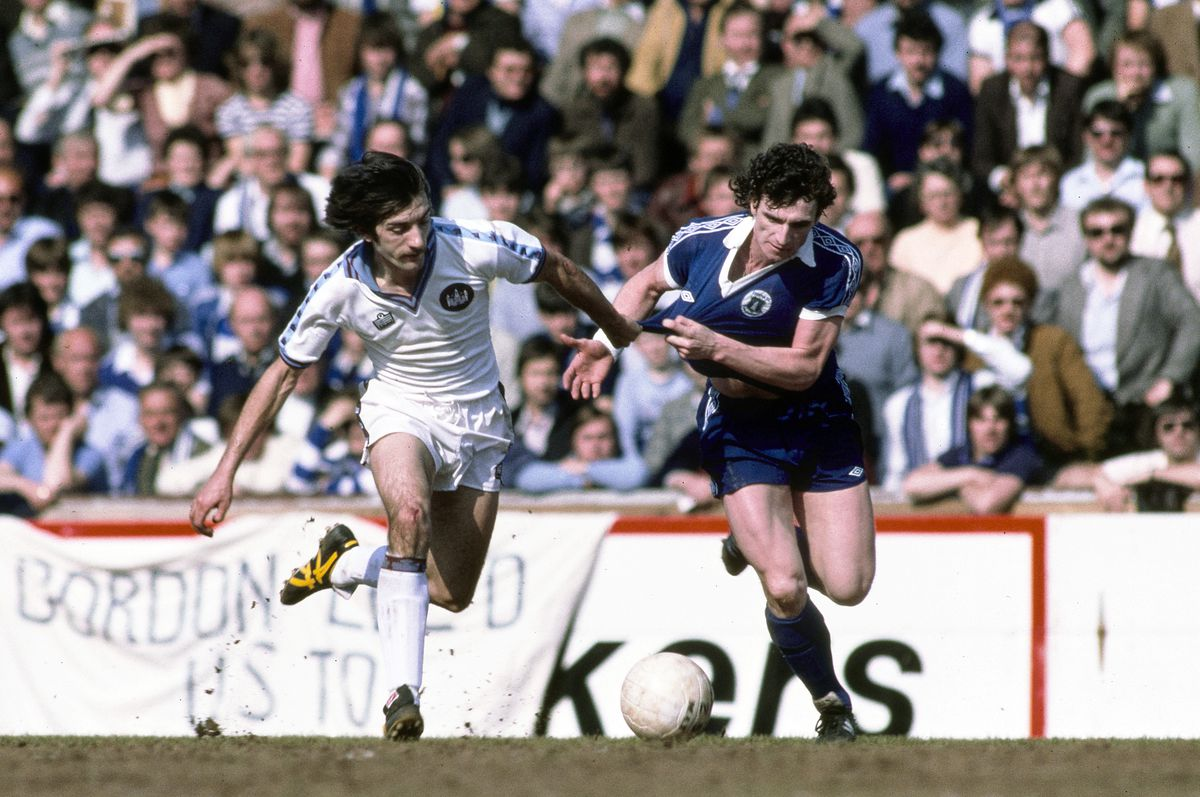 1980 FA Cup Semi Final West Ham v Everton