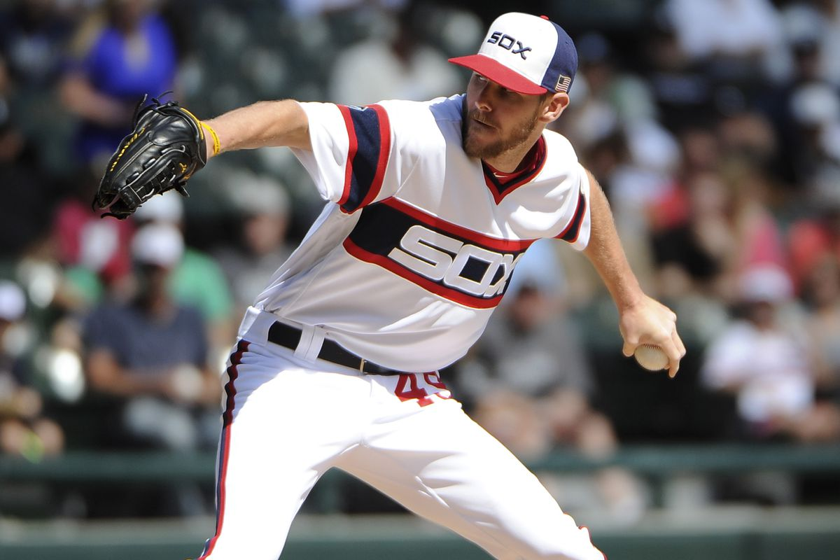 Chris Sale is worthy of this year's American League Cy Young.