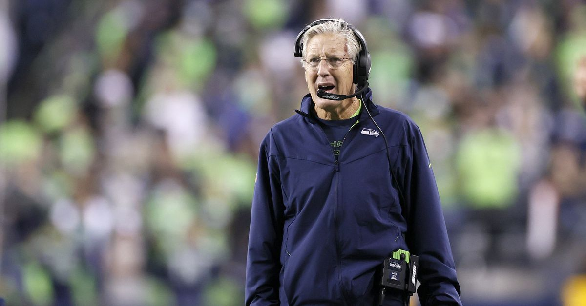 Why the Seahawks are a sinking ship, and Pete Carroll is going down with the wreckage - Field Gulls