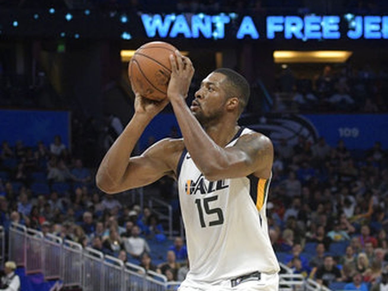 Utah Jazz training camp roster, jersey numbers for newcomers announced
