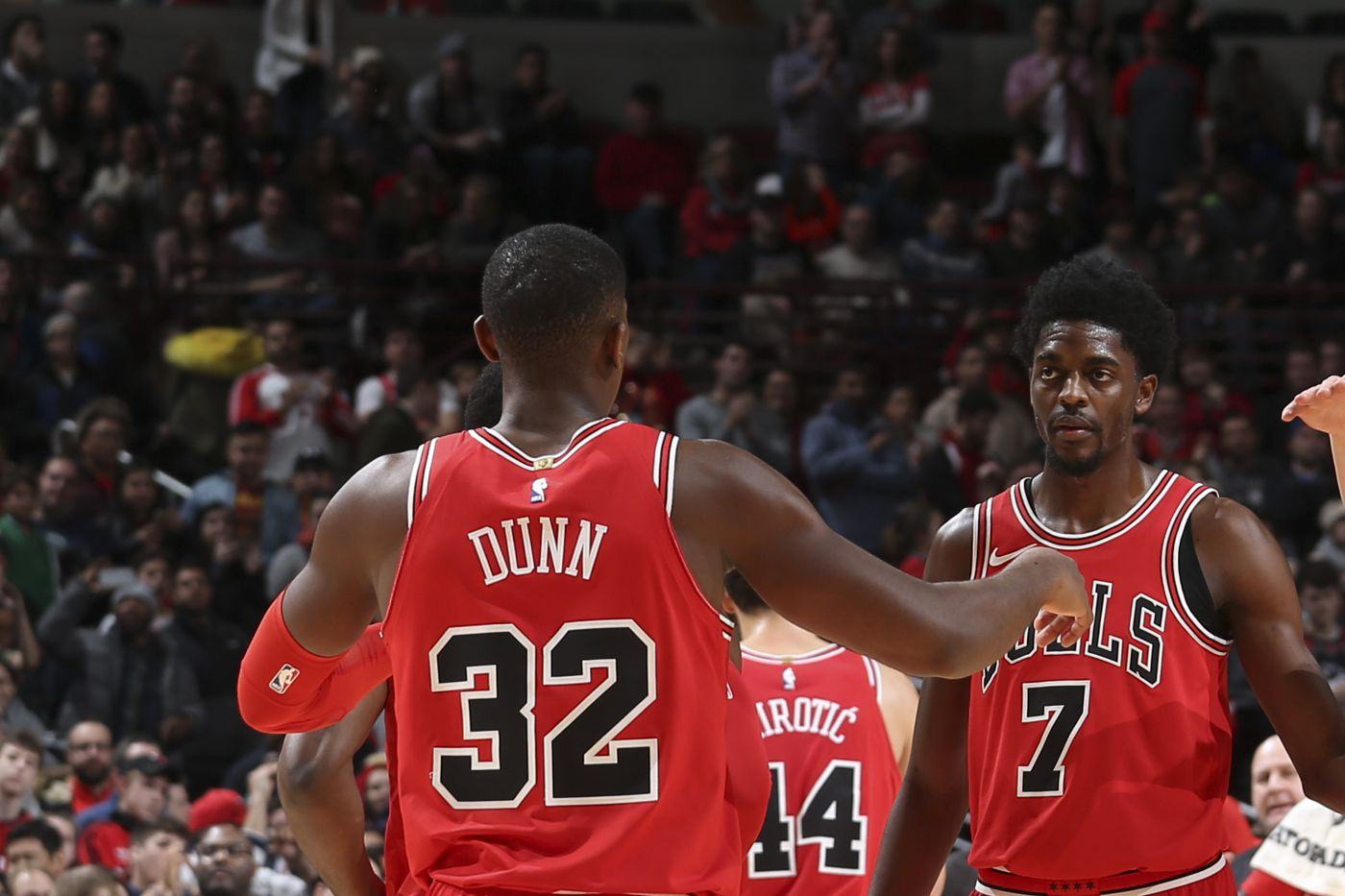detailed look dccfc d144d Bulls trade rumor includes Kris Dunn for Justin Holiday ...