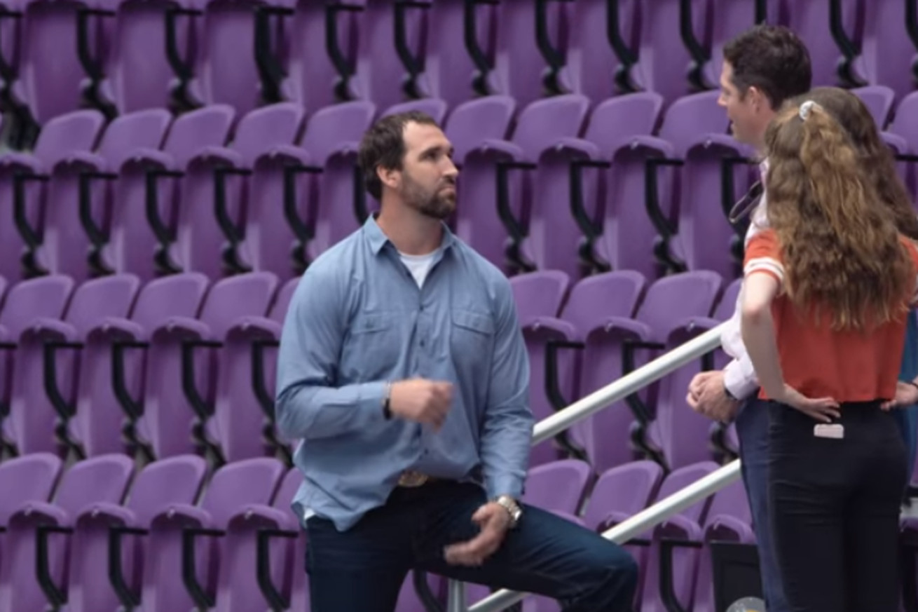 Jared Allen interview: Father's Day Surprises and Life After Football