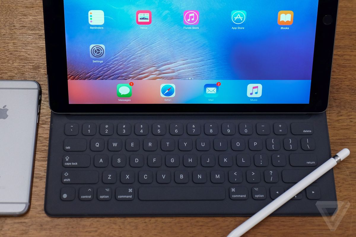 iPad Pro review (EMBARGO)