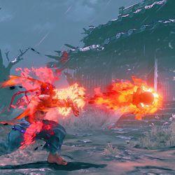 <em>Street Fighter 5</em> - Kage