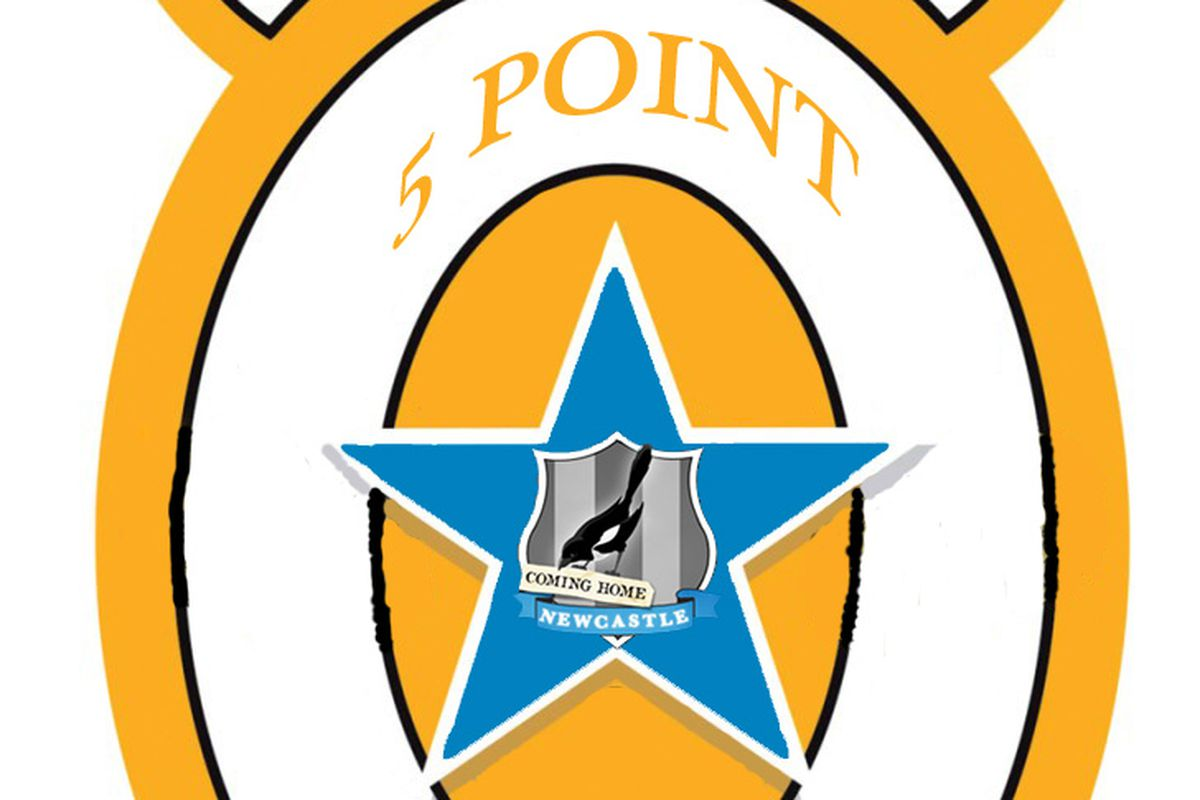 5 Point Preview
