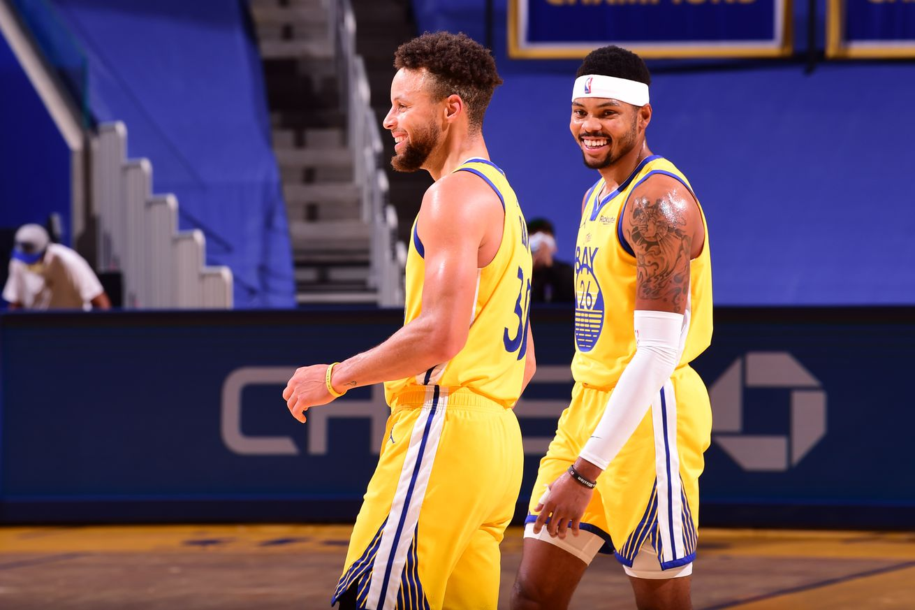Sacramento Kings v Golden State Warriors