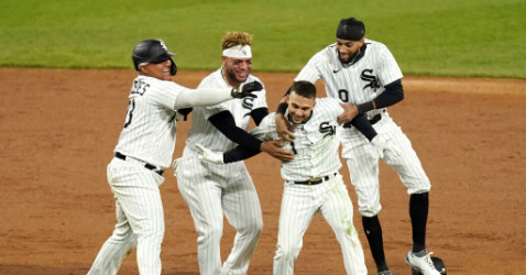 Nick Madrigal's RBI double with two outs in ninth lifts White Sox - Chicago Sun-Times