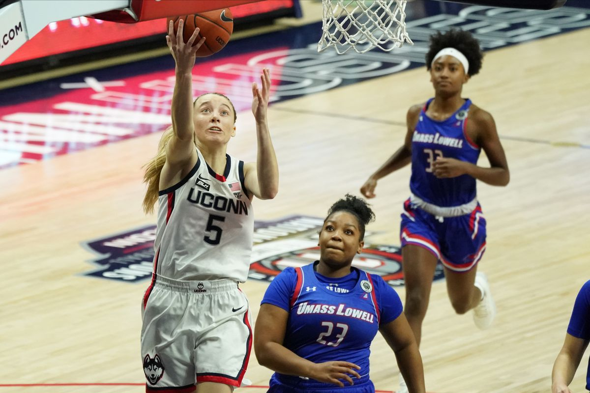 NCAA Womens Basketball: Massachusetts Lowell at Connecticut