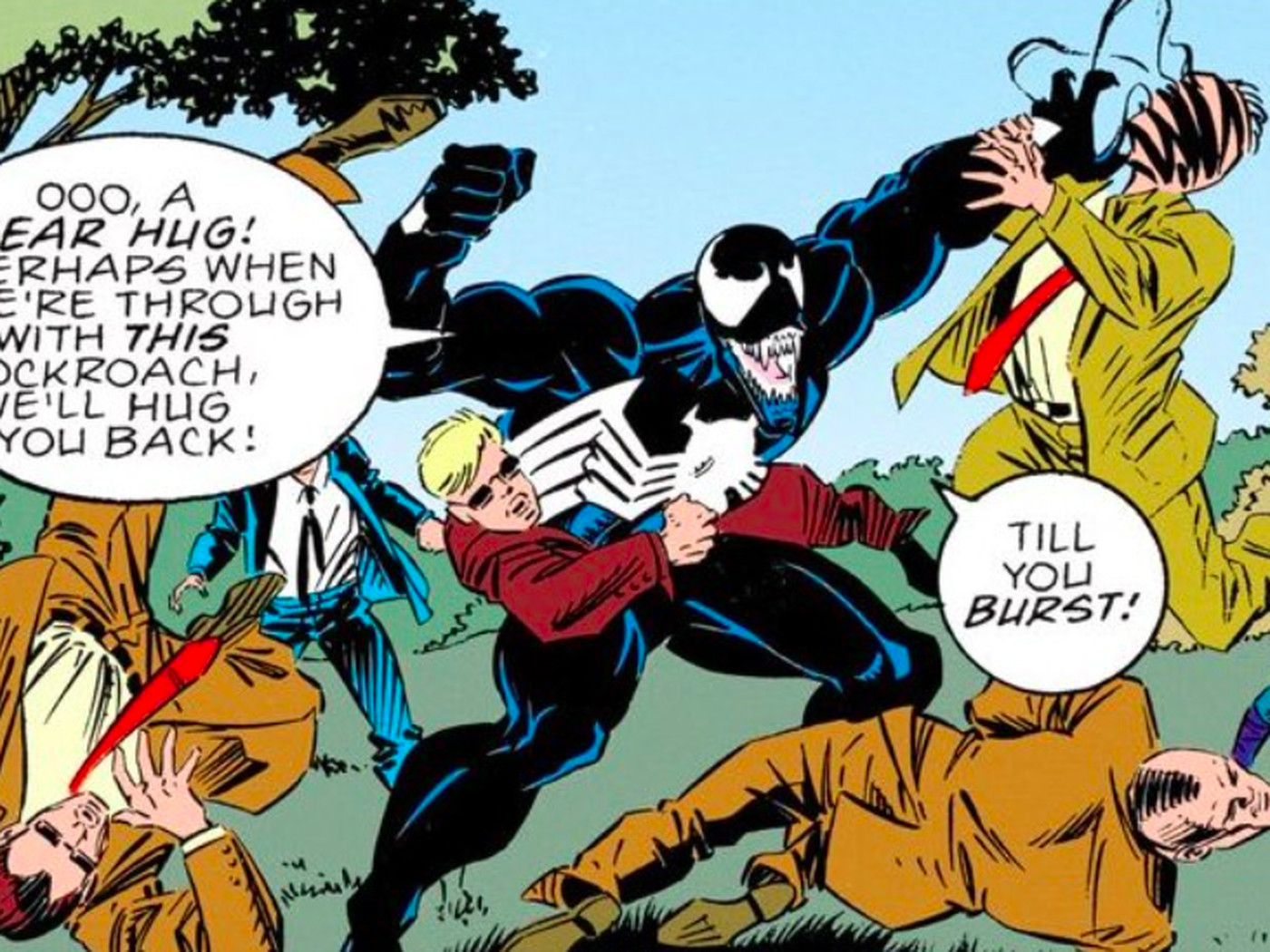 Venom The Spider Man Supervillain Explained Vox