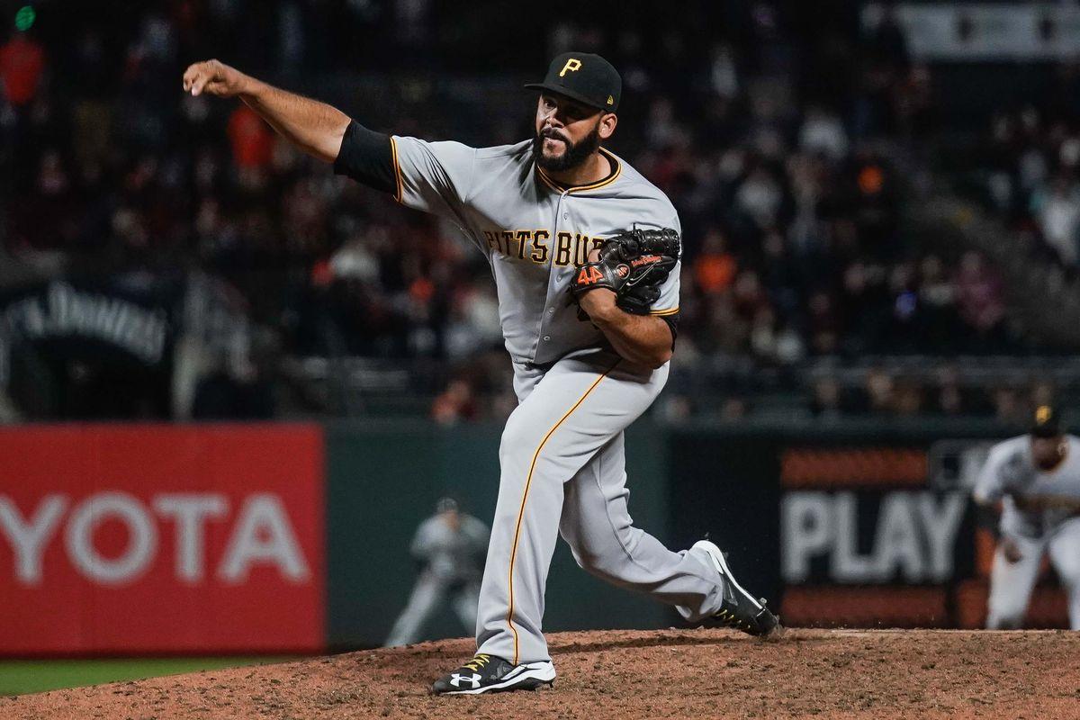 MLB: Pittsburgh Pirates at San Francisco Giants