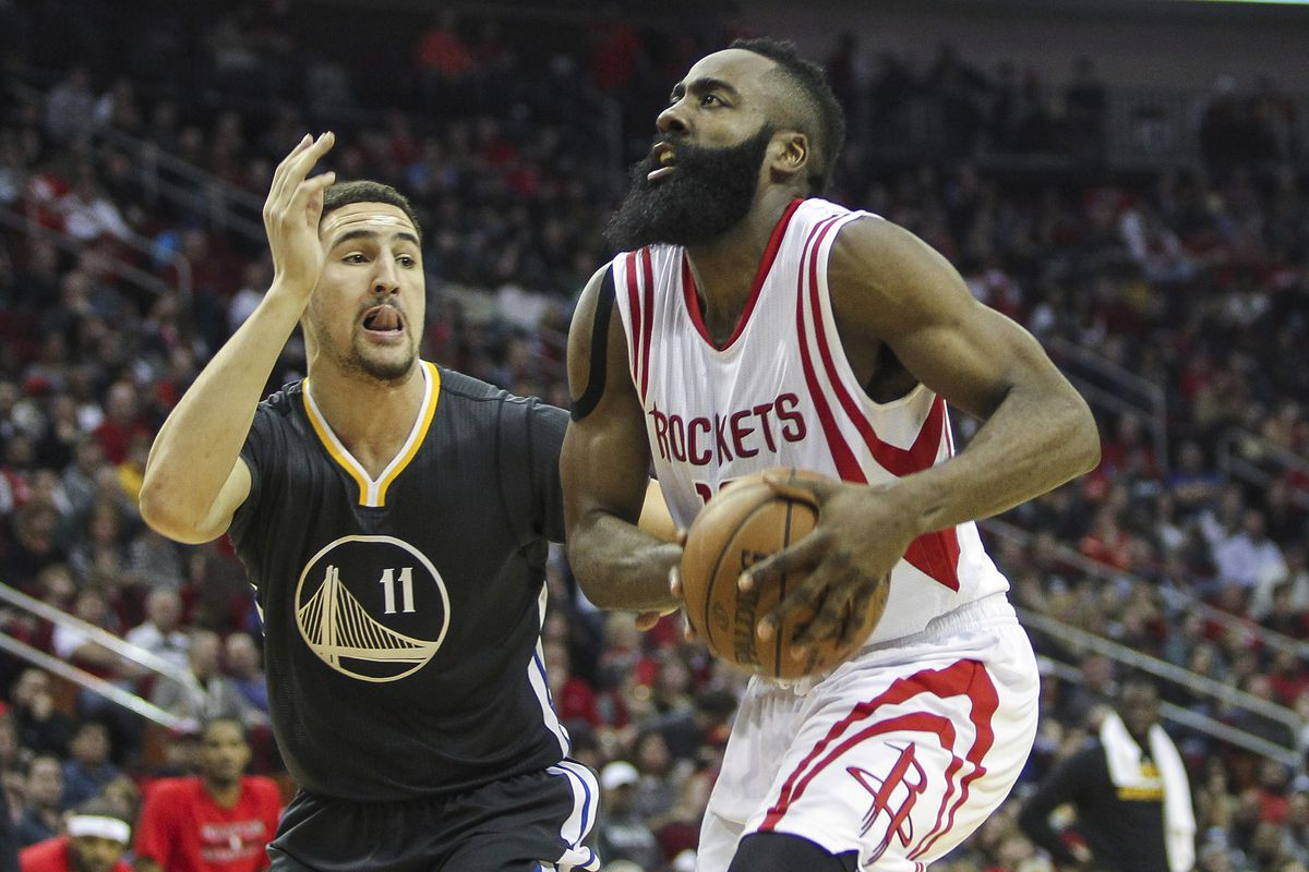 It was just that kind of night for James Harden as The Beard scored just 12 points on 4-15 shooting