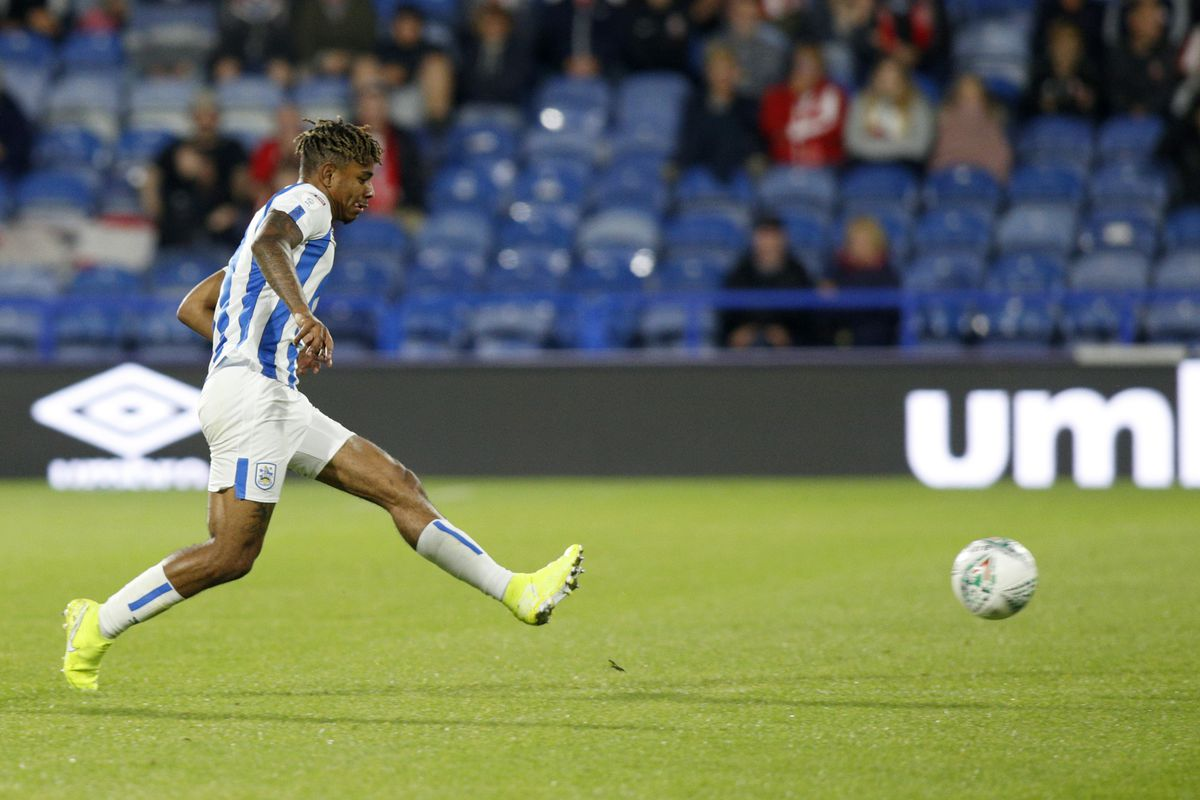 Huddersfield Town v Lincoln City - Carabao Cup First Round