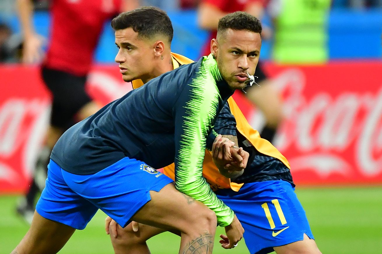 """Coutinho OUT, Neymar IN at Barcelona"""""""