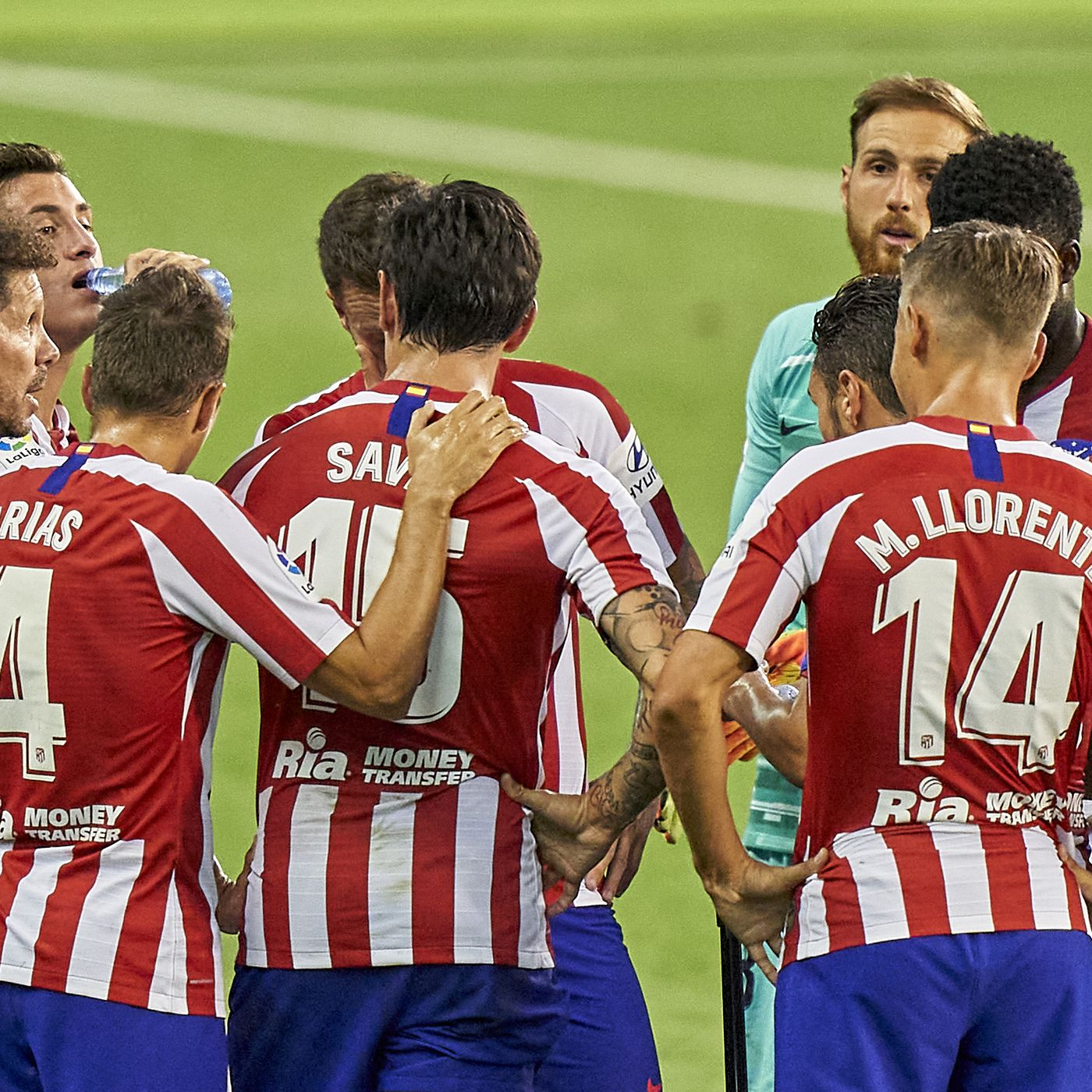 Uefa Champions League Draw Results Atletico Draw Rb Leipzig Into The Calderon