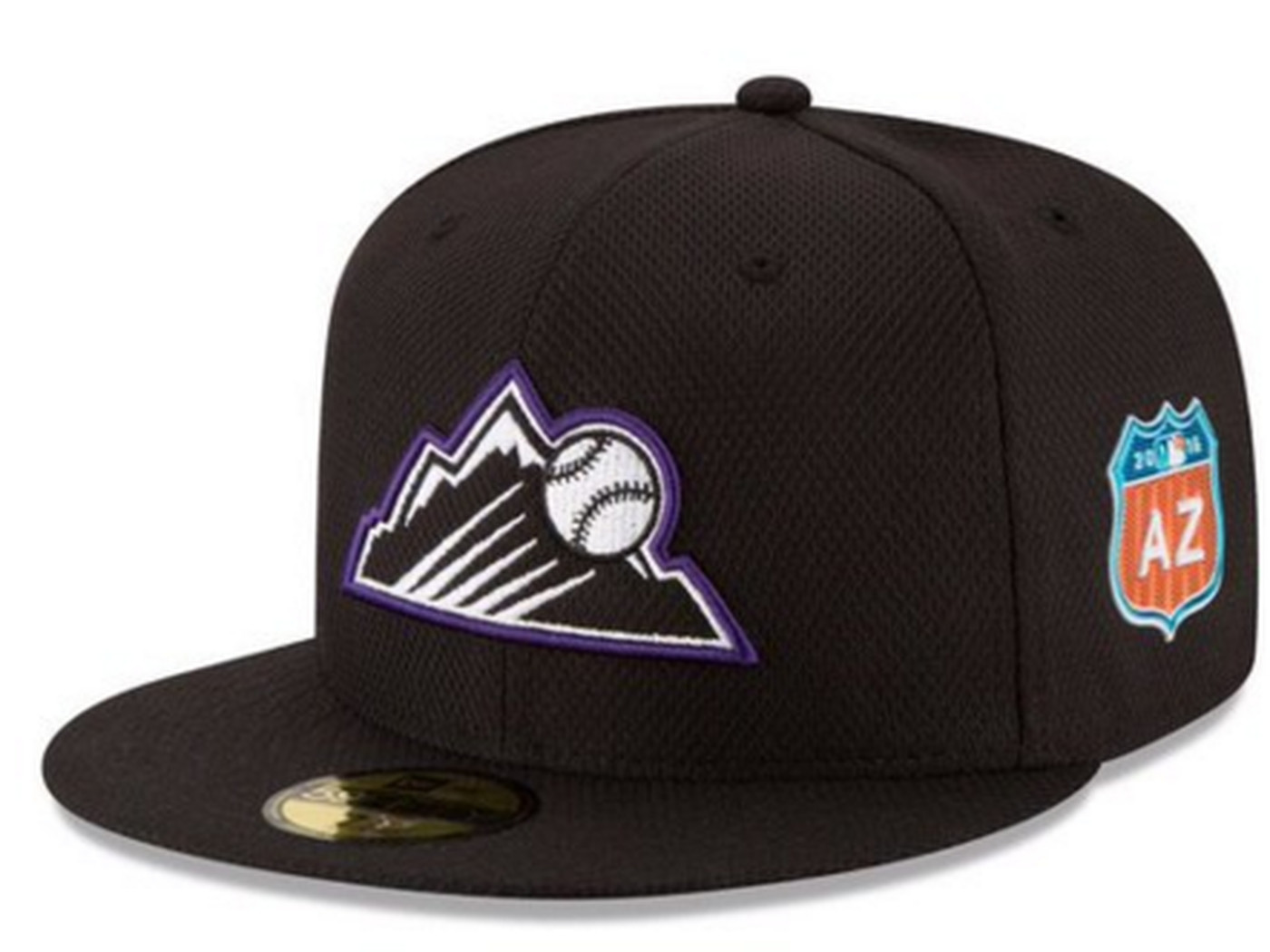 meet 1ccf0 dcde9 Rockies will have new spring training gear for 2016 and the ...