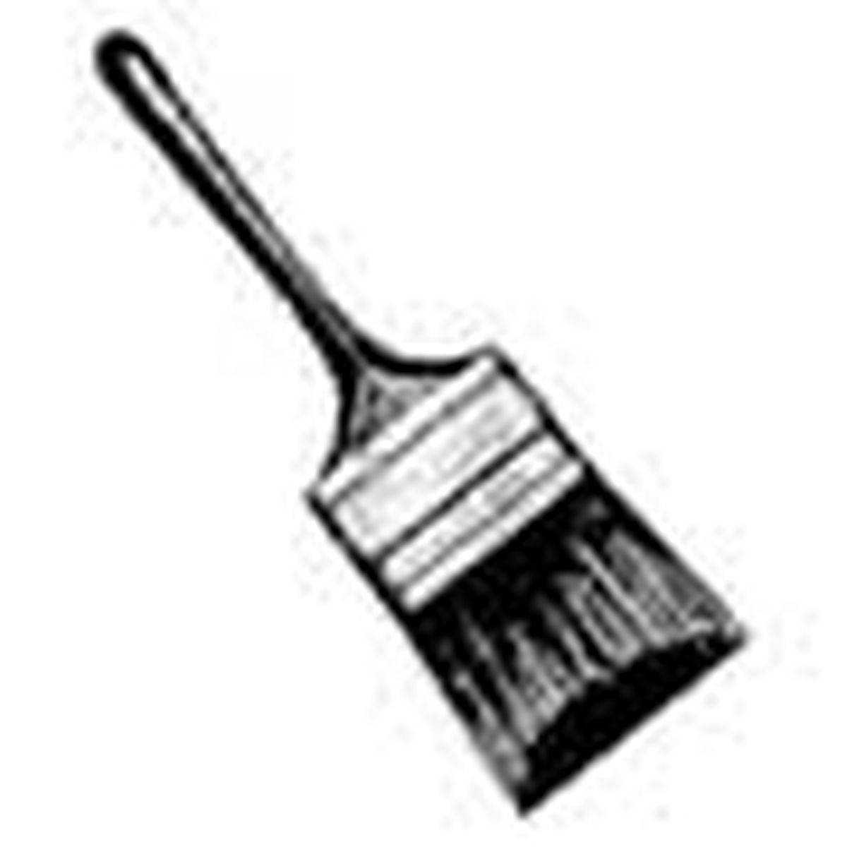 3-inch wide paint brush