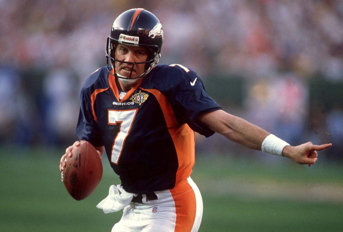 John Elway, Broncos quarterback