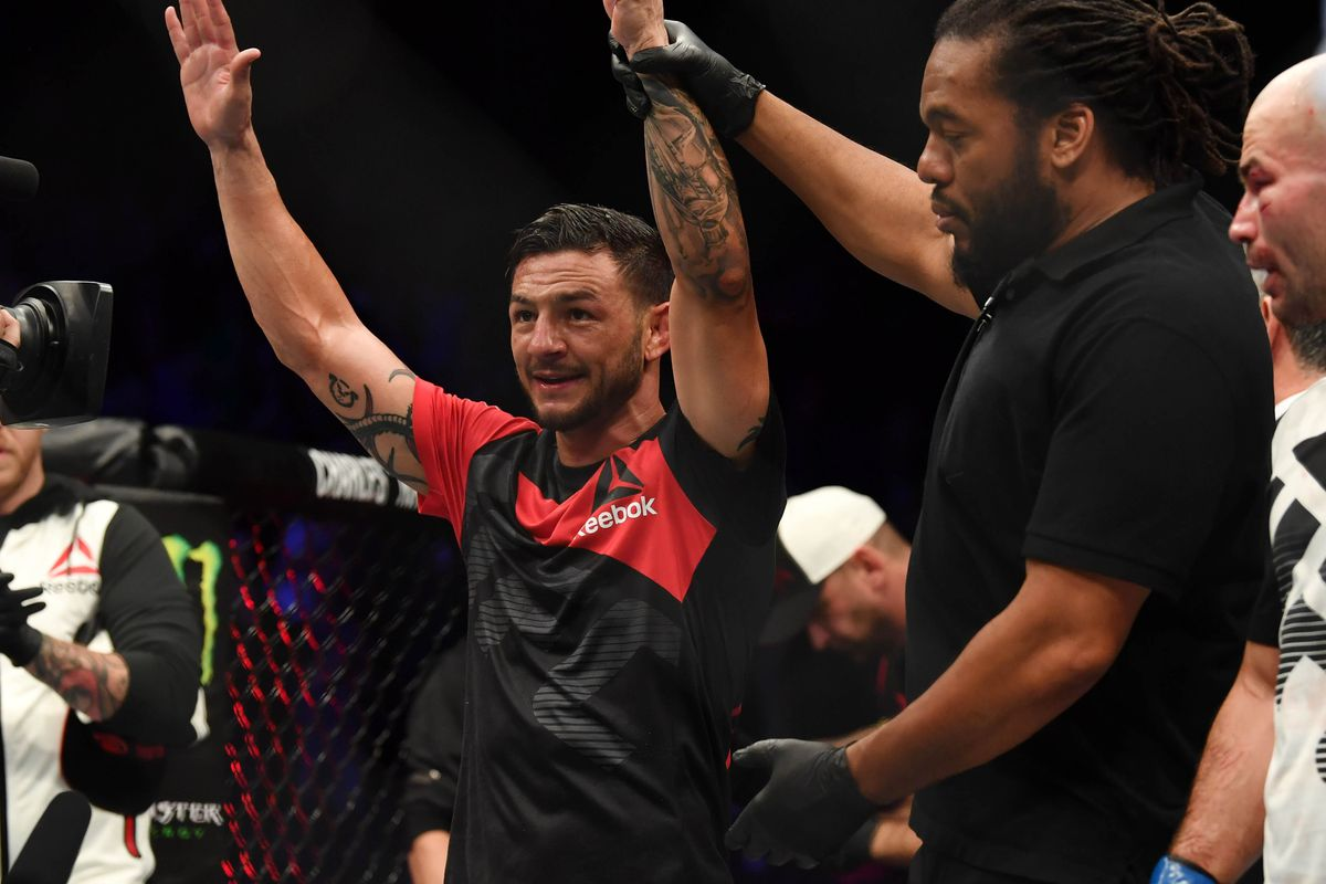 MMA: UFC Fight Night-Swanson vs Lobov