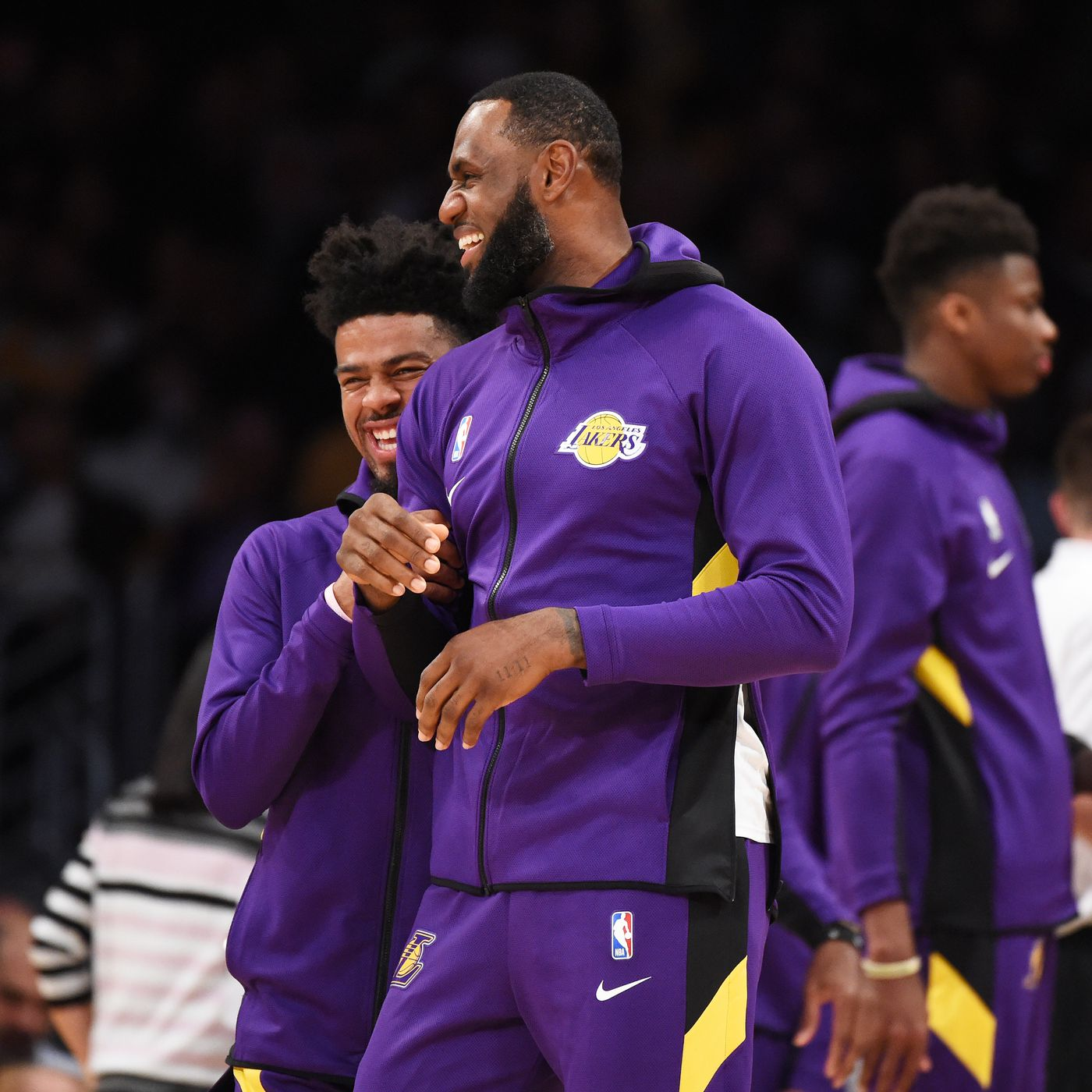 Espn Projects Lakers Have 19 Chance Of Winning Nba Finals Silver Screen And Roll