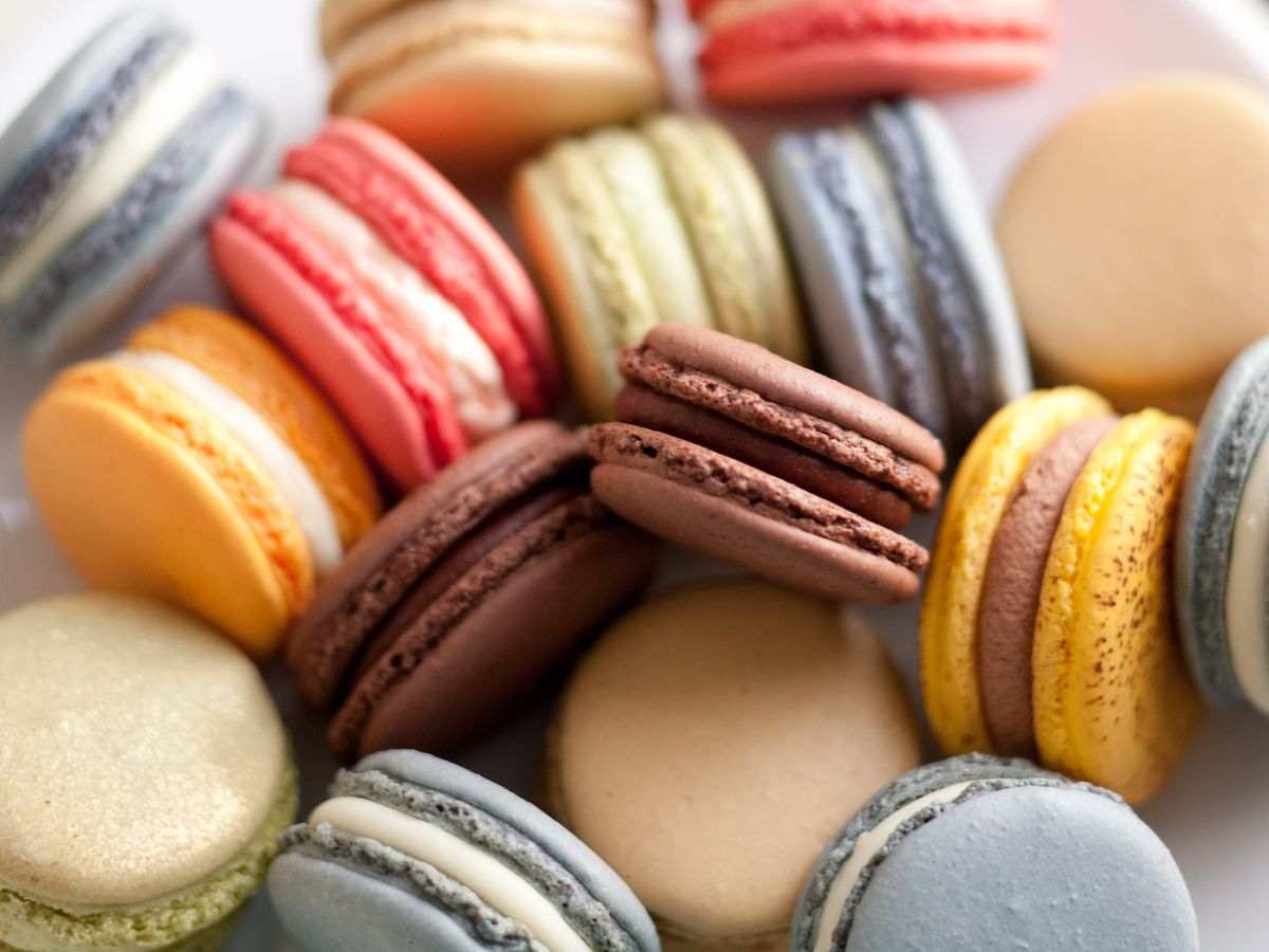 Macarons from The Sweet Lobbby