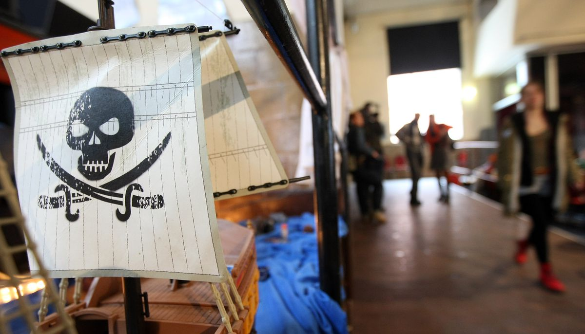 Berlin Pirates Party Meets Amid Declining Poll Numbers