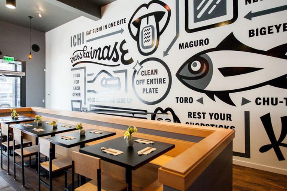 Ichi Sushi + Ni Bar.