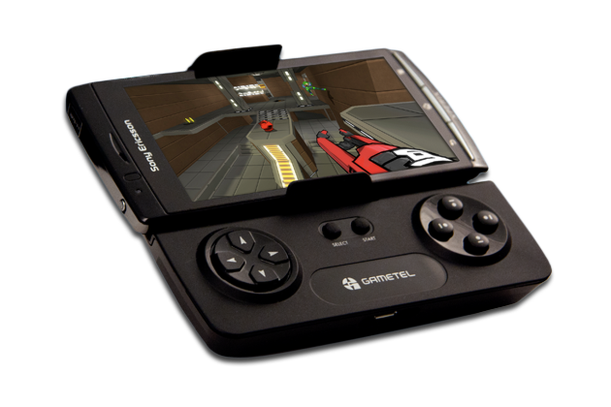 Gametel gamepad for Android quells your Xperia Play envy ...