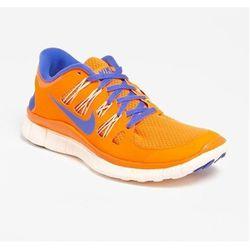 "<b>Nike</b> <a href=""http://shop.nordstrom.com/s/nike-free-5-0-running-shoe-women/3405289?origin=category"">Free 5.0 Running Shoe</a> in Citrus/Orange, $100"