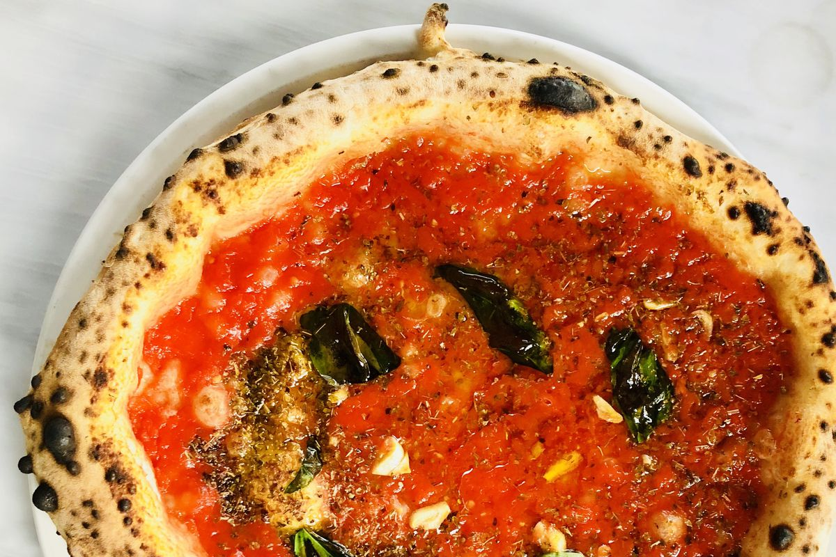 Over Neapolitan pizzeria in Borough will open in St James's Market