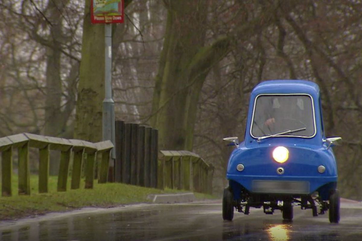 The Smallest Car In The World >> Here S How The Smallest Production Car In The World Is