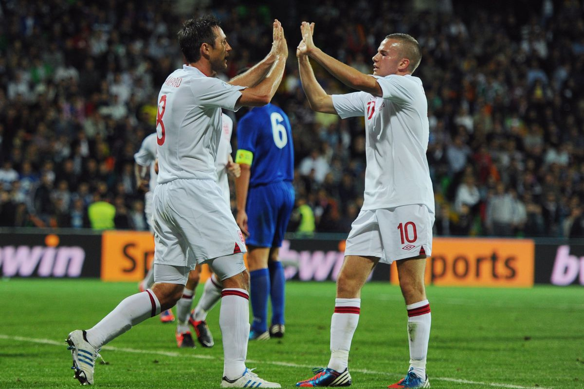Tom Cleverley shined in his first competitive match for England