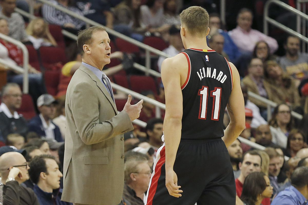 In Meyers, Coach Stotts has a lot of talent to work with, he just need to get it focused in the right direction