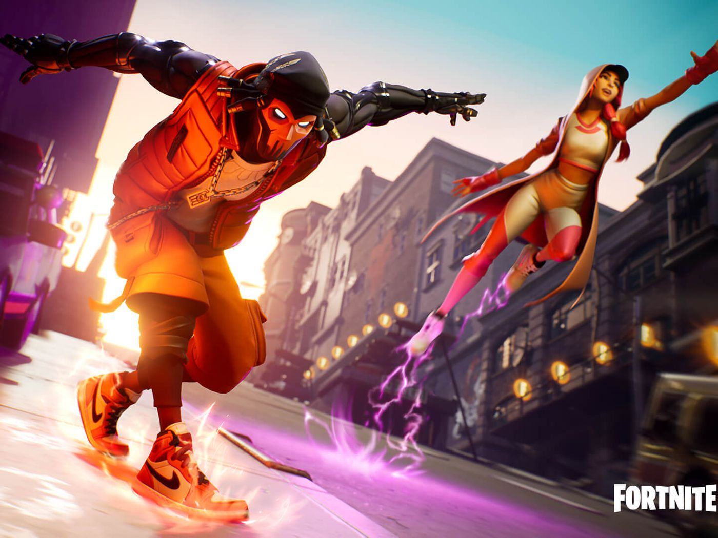 Epic Games Fortnite Free Dance Fortnite Is Basically A Giant Endless Advertisement Now Polygon