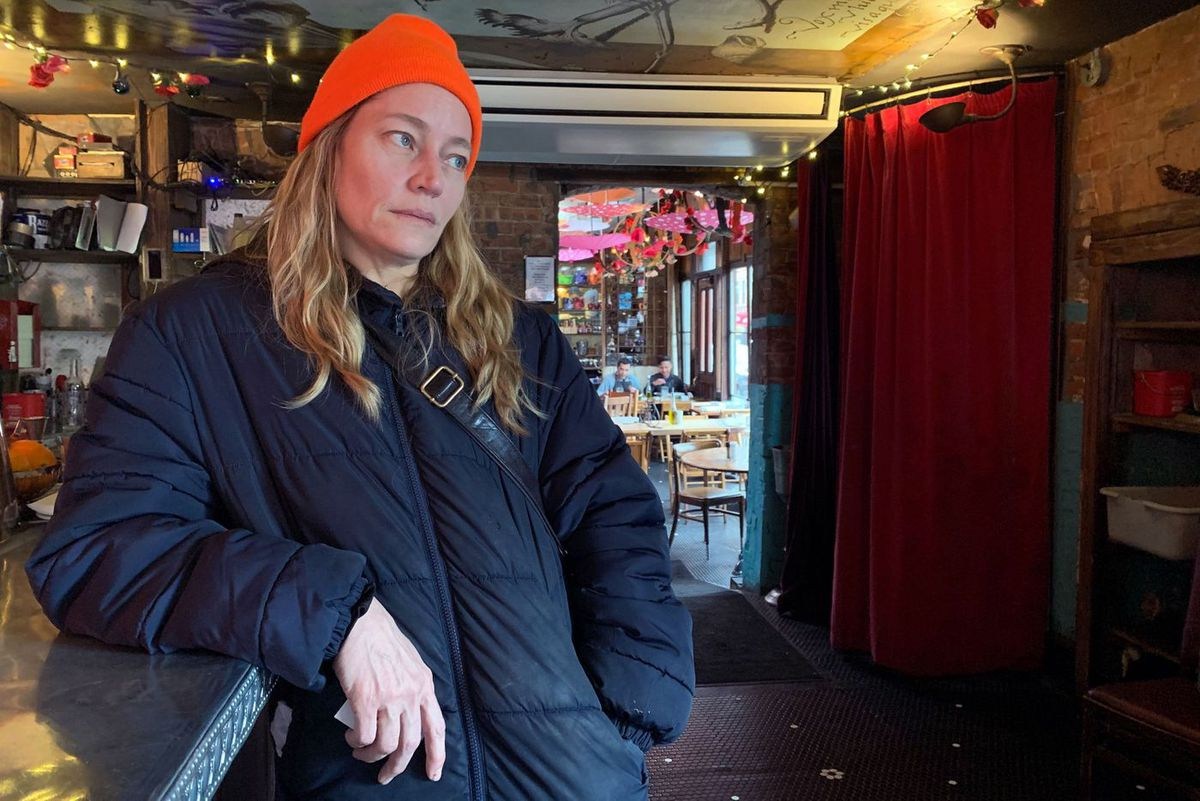 Charlotta Janssen, owner of Chez Oskar, a funky French bistro in Bed-Stuy, Brooklyn, said they will soon move to delivery and take-out orders only.