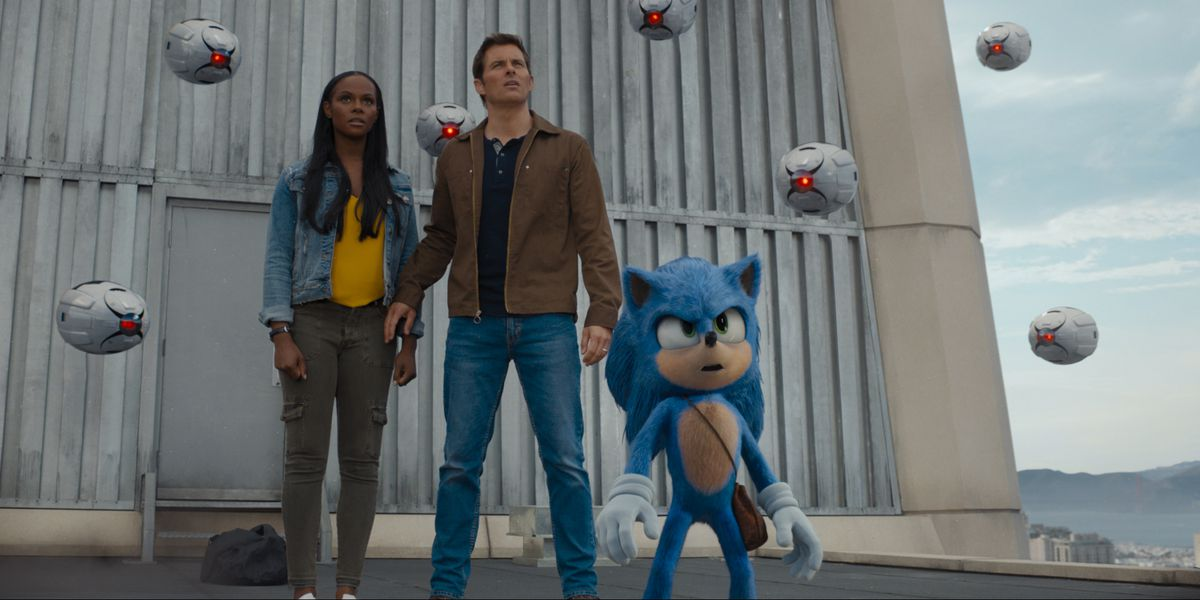 Sonic The Hedgehog Movie Will Be Released Digitally On March 31st The Verge