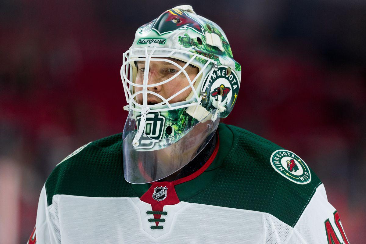 NHL: OCT 14 Wild at Senators