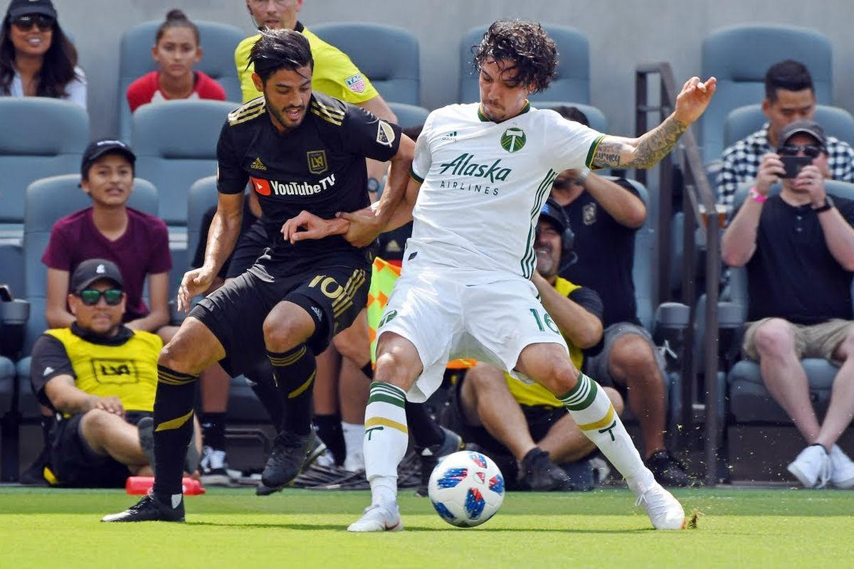09923a11b How to Watch LAFC vs. Portland Timbers  Lineups