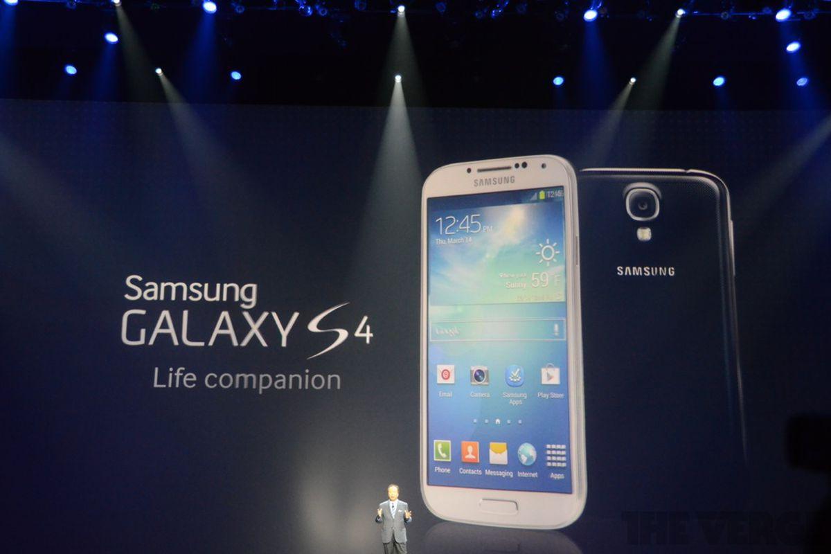 Gallery Photo: Samsung Galaxy S4 gallery z