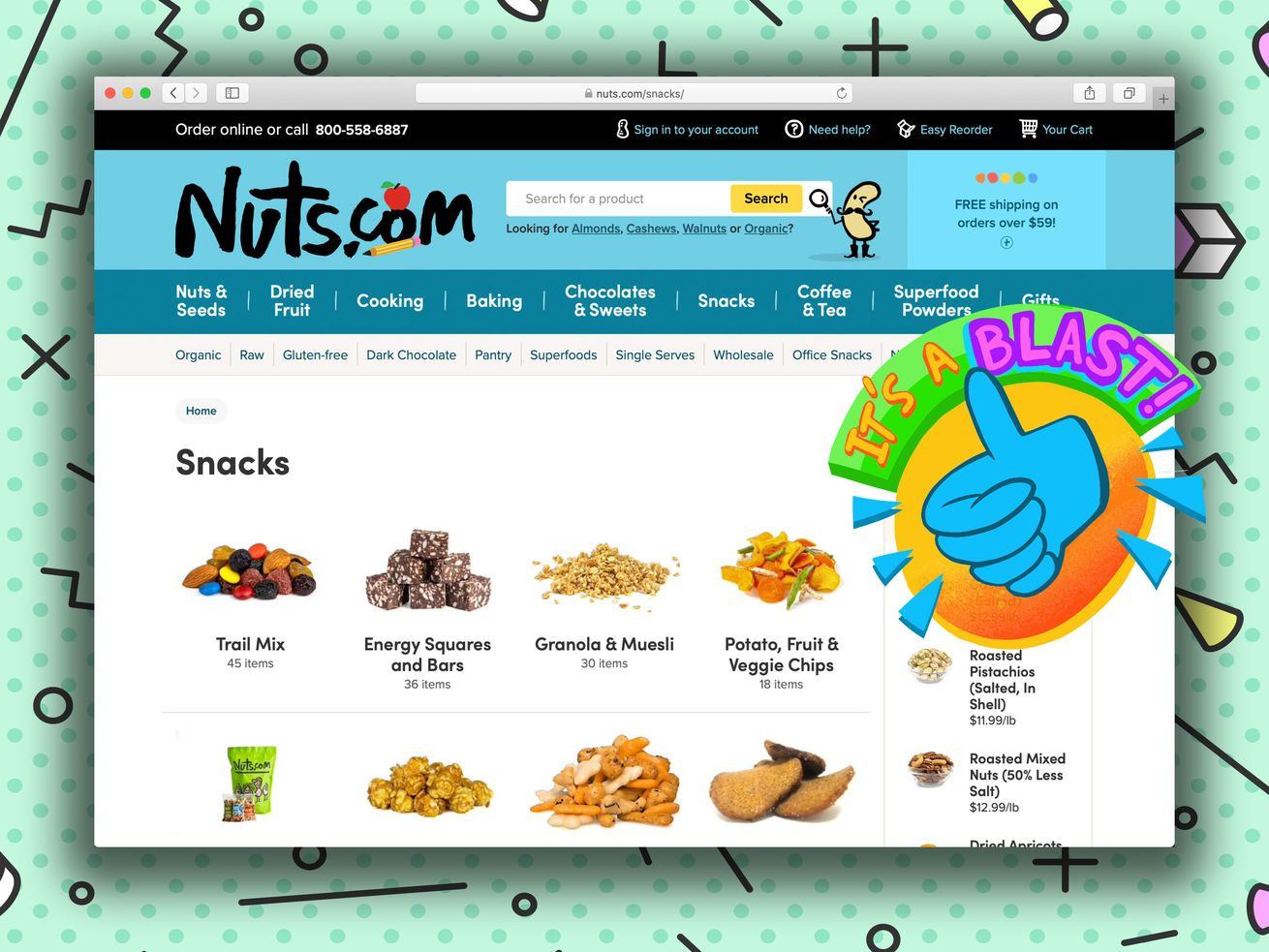 Nuts.comFills the Snack-Shaped Hole in My Heart