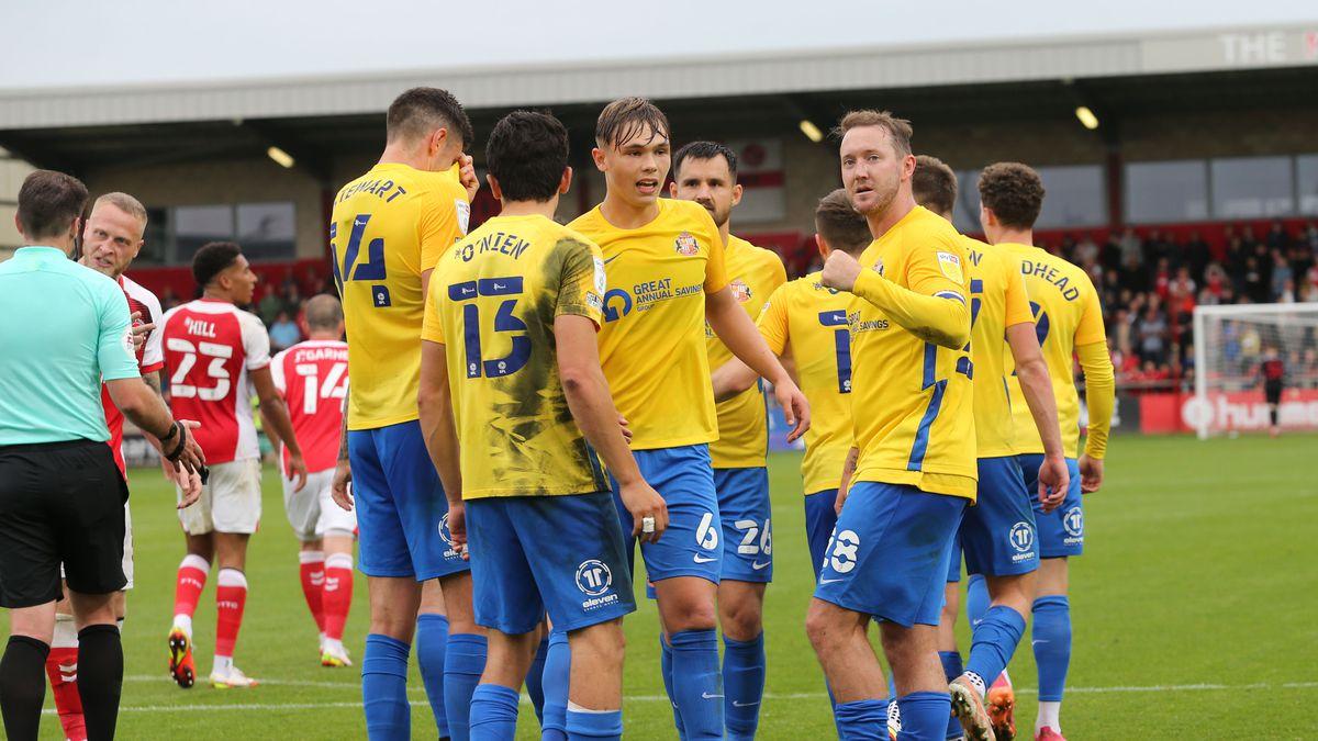 Fleetwood Town v Sunderland - Sky Bet League One