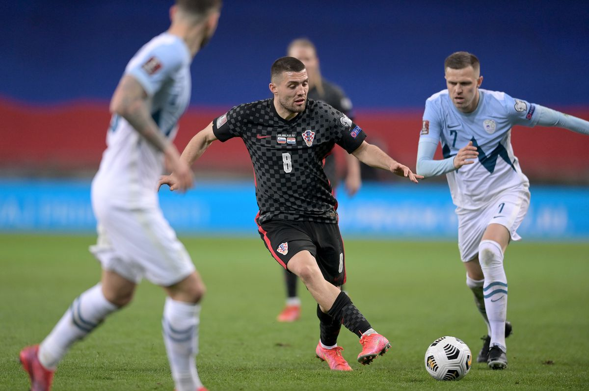 Slovenia v Croatia - FIFA World Cup 2022 Qatar Qualifier