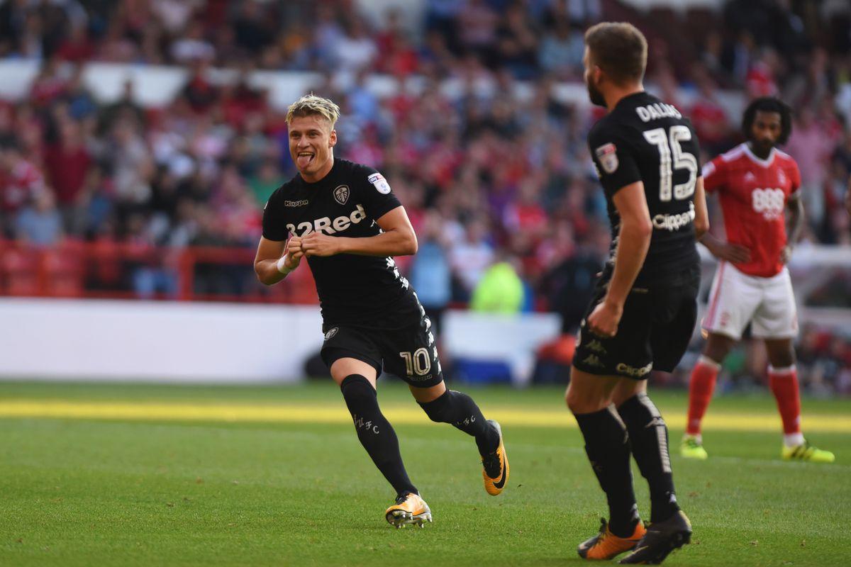 Nottingham Forest v Leeds United - Sky Bet Championship