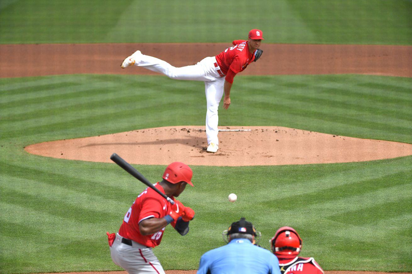 Washington Nationals v St. Louis Cardinals