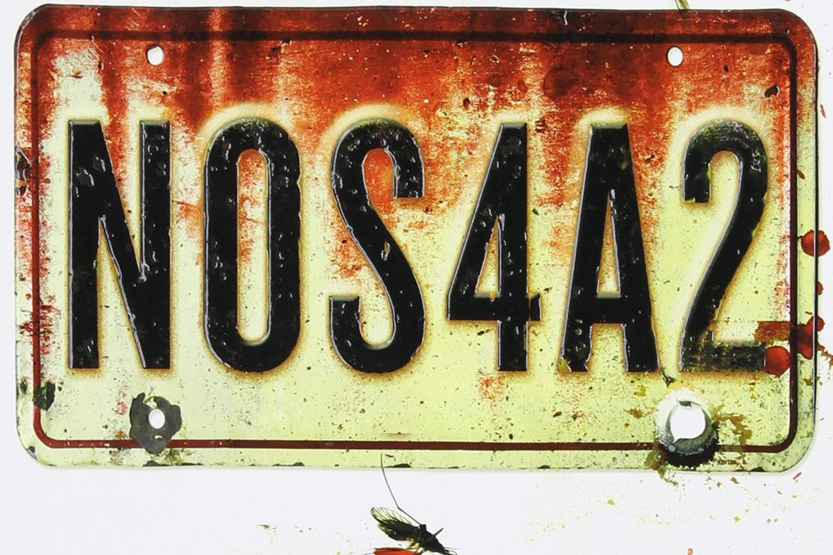 AMC orders an adaptation of Joe Hill\'s novel NOS4A2 to series - The ...