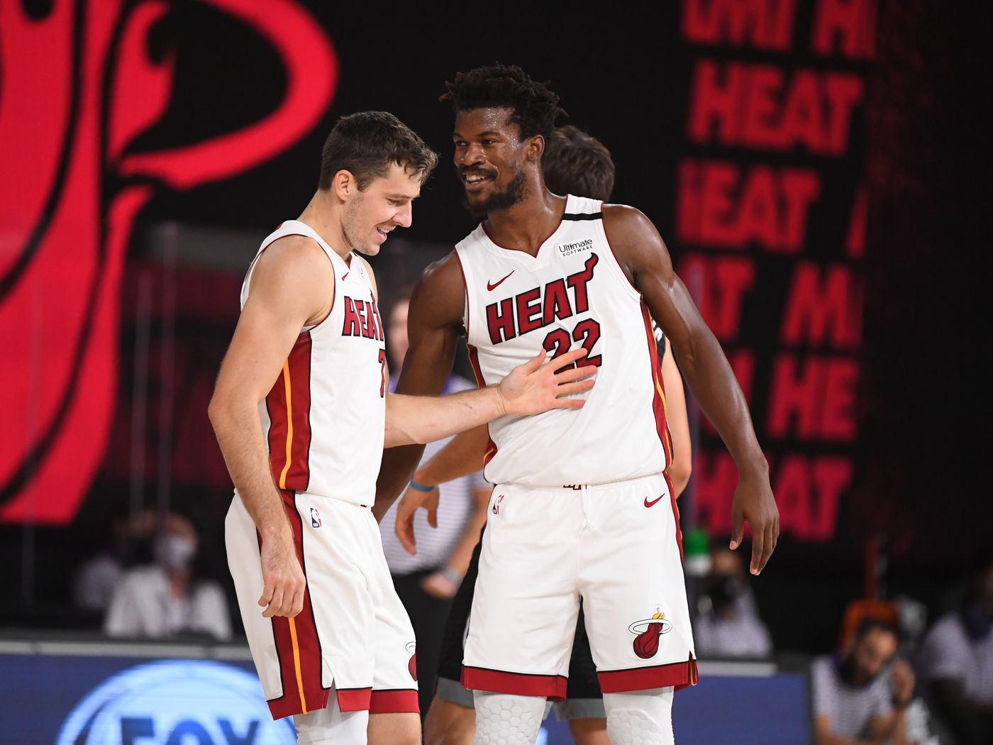 Heat Vs Kings Final Score Duncan Robinson S Hot Shooting Helps Miami To 104 98 Win Draftkings Nation